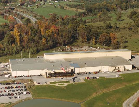 Industrial equipment on hand at smith services for Smith motor company wv